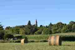 Lafitole , village  nature.