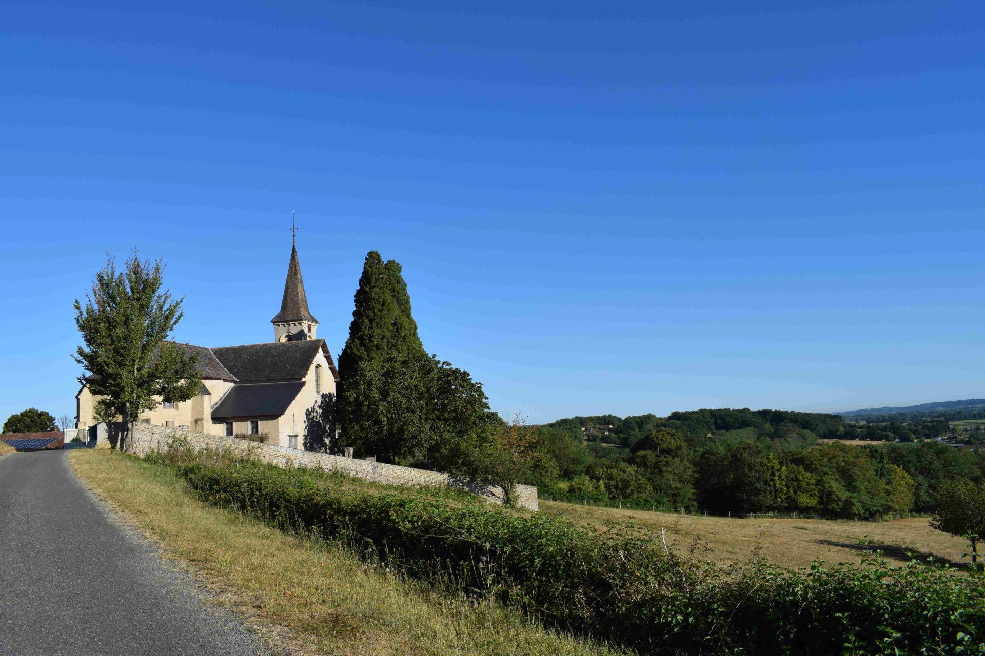 Lafitole église
